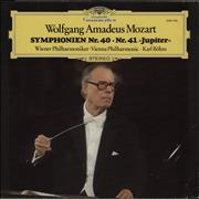 Click here for more info about 'Wolfgang Amadeus Mozart - Symponien Nr. 40 / Nr. 41 'Jupiter''