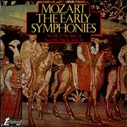 Click here for more info about 'Wolfgang Amadeus Mozart - The Early Symphonies: No.9 K.73, No.10 K.74, No.42 K.75, etc'