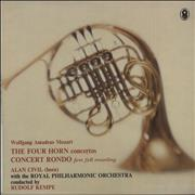 Click here for more info about 'The Four Horn Concertos / Concert Rondo (First Full Recording)'