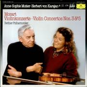 Click here for more info about 'Anne-Sophie Mutter - Mozart: Violin Concertos Nos. 3 & 5'