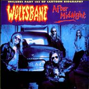 Click here for more info about 'Wolfsbane - After Midnight + Cartoon-Strip Biography'