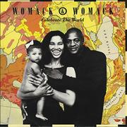 Click here for more info about 'Womack & Womack - Celebrate The World'