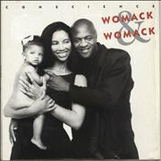 Click here for more info about 'Womack & Womack - Conscience + Shrinkwrap'