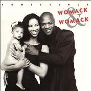 Click here for more info about 'Womack & Womack - Conscience - EX'