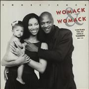Click here for more info about 'Womack & Womack - Conscience - Stickered Sleeve'