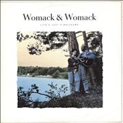Click here for more info about 'Womack & Womack - Life's Just A Ballgame'