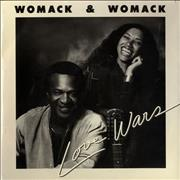 Click here for more info about 'Womack & Womack - Love Wars'