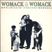 Click here for more info about 'Womack & Womack - MPB (Missing Persons Bureau)'