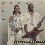 Click here for more info about 'Womack & Womack - Soul Love / Soul Man'