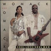 Click here for more info about 'Womack & Womack - Soul Love/Soul Man'