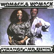 Click here for more info about 'Womack & Womack - Strange And Funny'