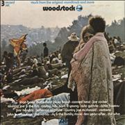 Click here for more info about 'Woodstock - Woodstock - 1st - woc'