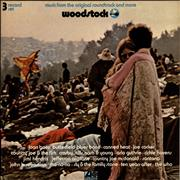 Click here for more info about 'Woodstock - Woodstock - 2nd - EX'