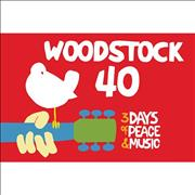 Click here for more info about 'Woodstock - Woodstock 40'
