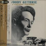 Click here for more info about 'Woody Guthrie - A Legendary Performer'