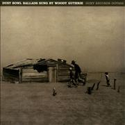 Click here for more info about 'Woody Guthrie - Dust Bowl Ballads Sung By Woody Guthrie'