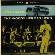 Click here for more info about 'Woody Herman - Road Band! Part 3 EP'