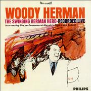 Click here for more info about 'Woody Herman - The Swinging Herman Herd - Recorded Live'