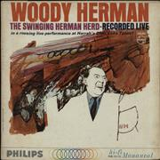 Click here for more info about 'Woody Herman - The Swinging Herman Herd Recorded Live'