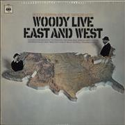 Click here for more info about 'Woody Herman - Woody Live East And West - Mono'