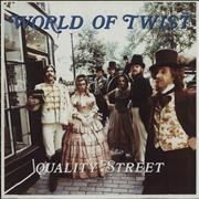 Click here for more info about 'World Of Twist - Quality Street - EX'