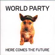 Click here for more info about 'World Party - Here Comes The Future'