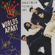 Click here for more info about 'Worlds Apart - Could It Be I'm Falling In Love'