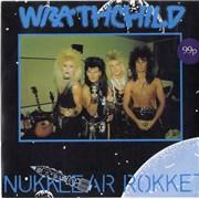 Click here for more info about 'Wrathchild - Nukklear Rokket'