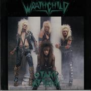 Wrathchild Stakk Attakk Germany vinyl LP