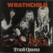 Click here for more info about 'Wrathchild - Trash Queens'