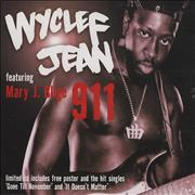 Click here for more info about 'Wyclef Jean - 911 Nine One One'