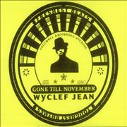 Click here for more info about 'Wyclef Jean - Gone Till November'