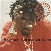 Click here for more info about 'Wyclef Jean - Love Me Now'