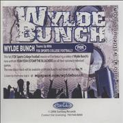 Click here for more info about 'Wylde Bunch - Wylde Bunch'