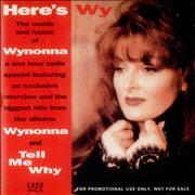 Click here for more info about 'Wynonna Judd - Here's Wy - Wynonna The Radio Special'