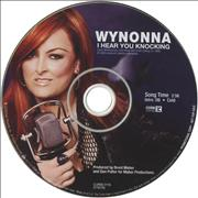 Click here for more info about 'Wynonna Judd - I Hear You Knocking'