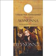 Click here for more info about 'Wynonna Judd - I Hear Your Knocking + Picture display pack'
