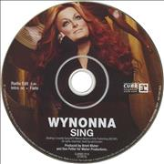 Click here for more info about 'Wynonna Judd - Sing'