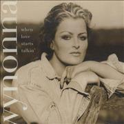 Click here for more info about 'Wynonna Judd - When Love Starts Talking'
