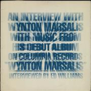 Click here for more info about 'Wynton Marsalis - An Interview With Wynton Marsalis'