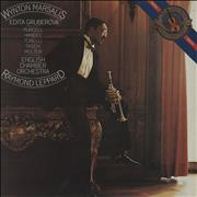 Click here for more info about 'Wynton Marsalis Plays Handel, Purcell, Torelli, Fasch, Molter'