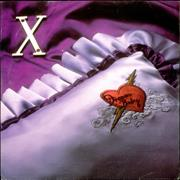 Click here for more info about 'X (Australian) - Dream Baby'