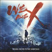 Click here for more info about 'X Japan - We Are X: Original Motion Picture Soundtrack - Sealed'