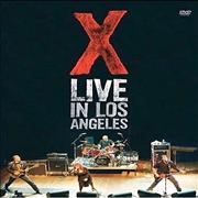 Click here for more info about 'X - Live In Los Angeles'