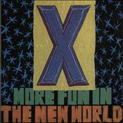Click here for more info about 'X - More Fun In The New World'