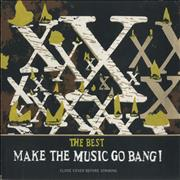 Click here for more info about 'X - The Best: Make The Music Go Bang!'