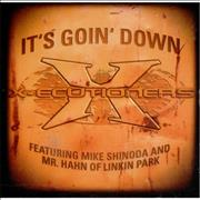 Click here for more info about 'X-Ecutioners - It's Goin' Down'