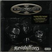 Click here for more info about 'X-Ecutioners - Revolutions - Sealed'