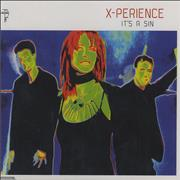 Click here for more info about 'X-Perience - It's A Sin'