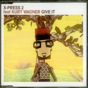 Click here for more info about 'X-Press 2 - Give It'